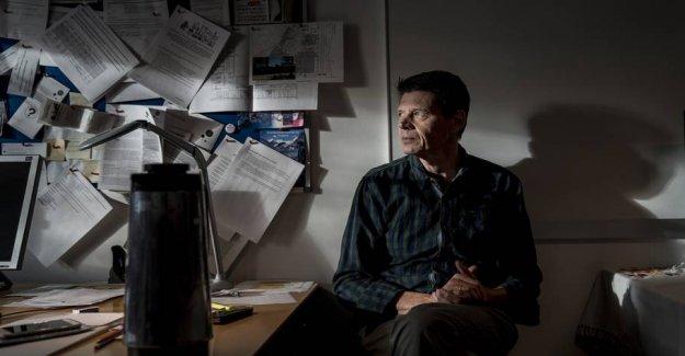 Biologiprofessor affected by the absurd krænkelsessag: Used example with men and women