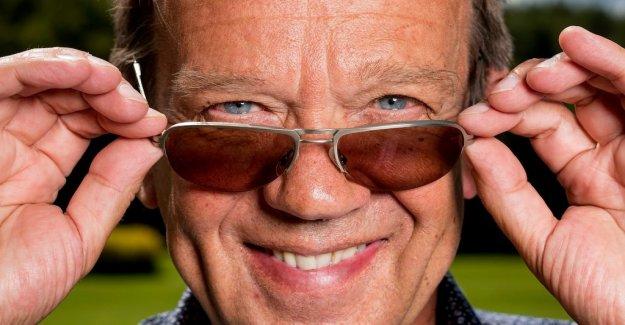 Björn Skifs tops american vinyllistan