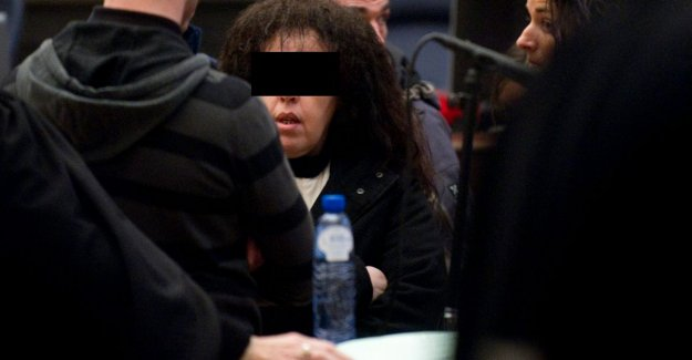 Black widow of jihad captures bot: occupation against deportation to Morocco rejected