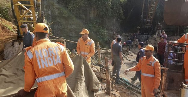 Body found after mining accident in India