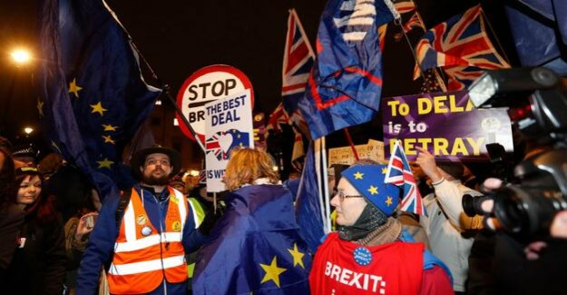 Brexit-Chaos : Europe, remain steadfast