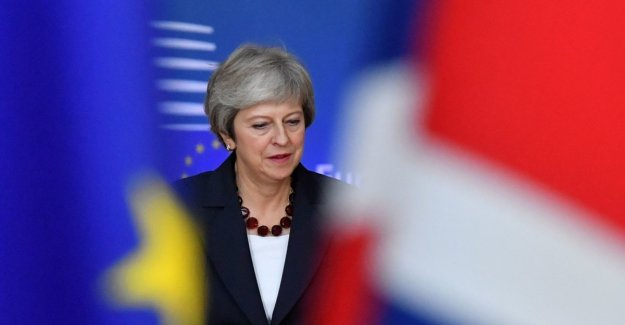 Brexit-the chaos may take a new turn: - Stubborn as only fanken