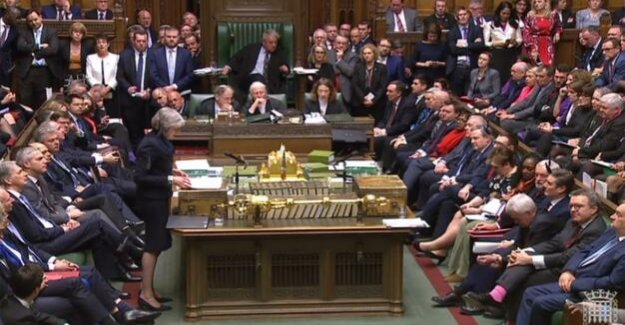 Brexit vote : the man of The house