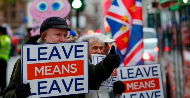 Britain to leave the EU : No one is prepared for a hard Brexit