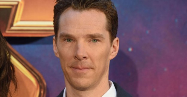 British are completely in the ban of brexit-movie with Benedict Cumberbatch