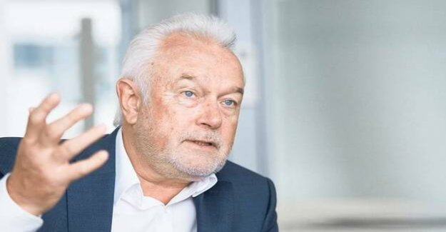 Bundestag Vice-President Wolfgang Kubicki (FDP) : in 2019, the AfD will lose approval