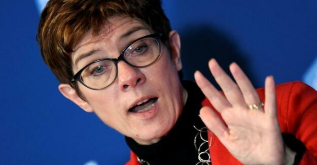 CSU retreat in Kloster Seeon : Kramp-Karrenbauer: the situation in the refugee dispute, is looking into the abyss