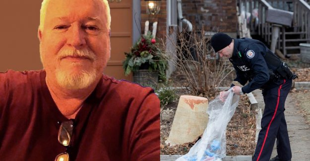 Canadian gardener admits guilt: he killed eight men, and hid them in the garden of employers