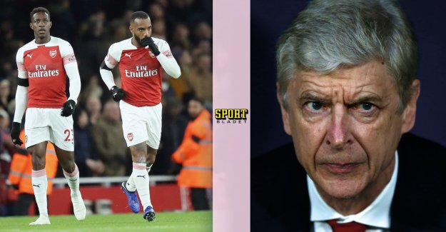 Cannot afford new acquisitions – because of Wenger