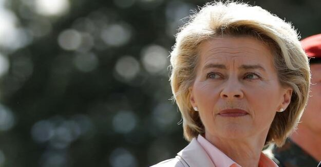 Capital location : In the consultant affair it is for Leyen Seriously