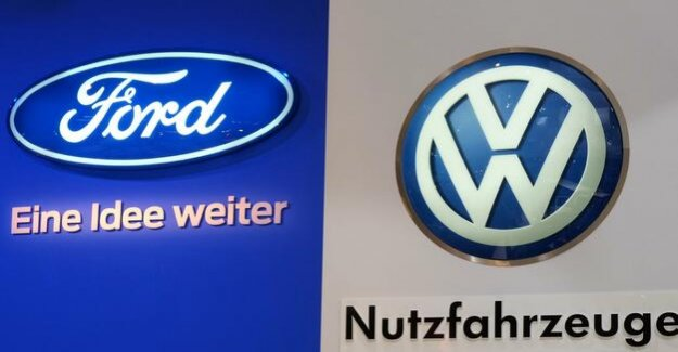 Car industry : Volkswagen and Ford announce collaboration