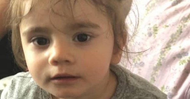 Car with the little girl stolen: Now she is found again