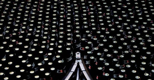 Carlsberg gets kæmpebøde for beer with glaspartikler