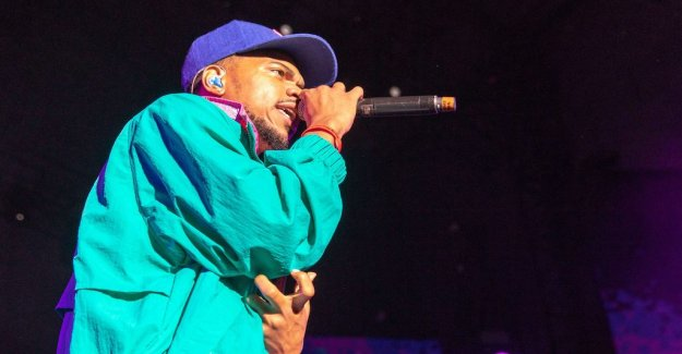 Chance the Rapper regret cooperation with Kelly