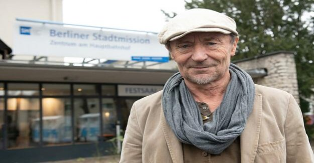Change at the top of the train station mission : Dieter Puhl: strategist against poverty