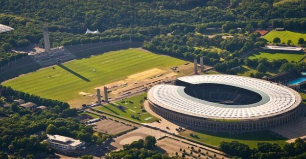 Charlottenburg-Wilmersdorf : Green call for the Opening of the Berlin Olympic Park