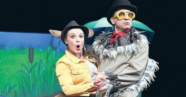 Children's Opera The Gruffalo : My best friend, the Monster