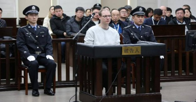 China impose a canadian man the death penalty for drug smuggling