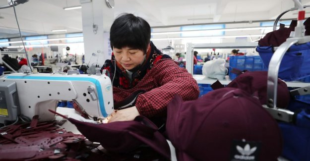 China's trade worse than expected – but the surplus against the US increased