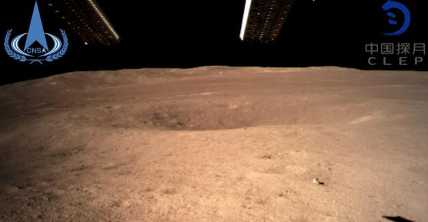 Chinese probe Chang'e 4 lands on the moon : What China and other space powers now projects
