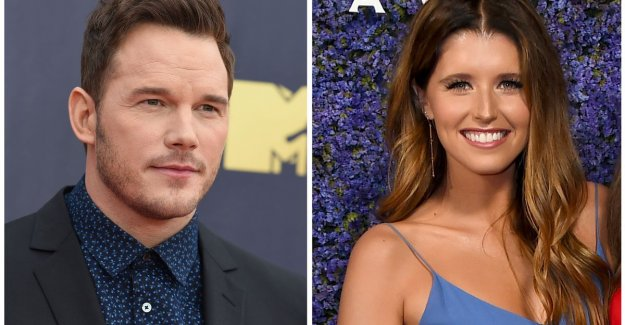 Chris Pratt and Katerine Schwarzenegger quickly engaged: They could otherwise not live together because of their faith
