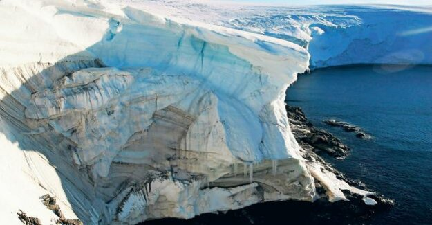 Climate change : Eisverlust the Antarctic is accelerating dramatically