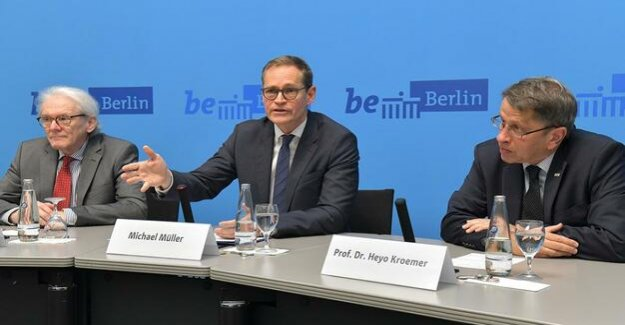 Clinic in Berlin : a New Charité-chief warns of staff deficit