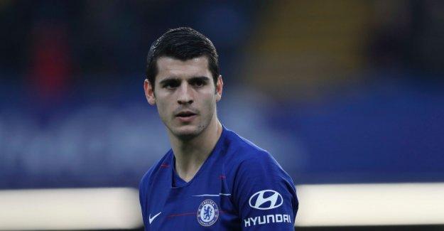 Close loaned to Atlético Madrid