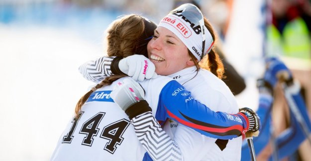 Cold and Andersson back in the world cup