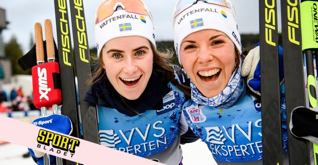 Cold and Ebba back in the world cup