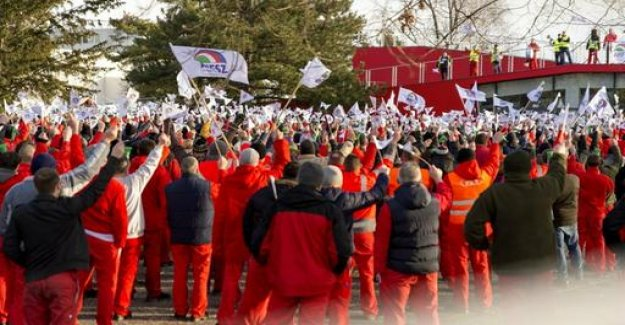 Collective agreement: to strike at the Audi plant in Hungary completed