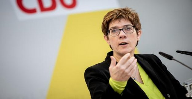 Comment for CDU-Chefin: test passed