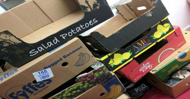 Commercial cooperation on migration world: moving boxes comparison - aren't banana box enough?