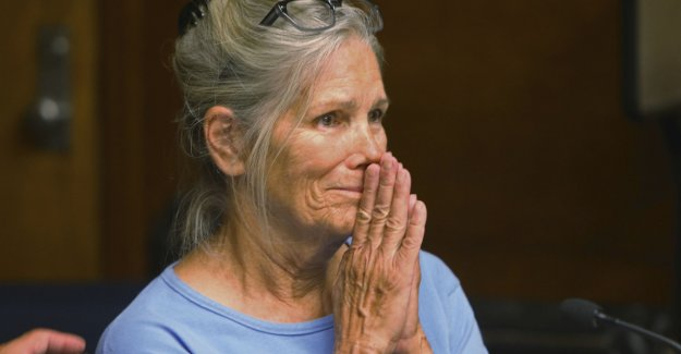 Committed the bestial murder for Charles Manson when she was 19. After 50 years she can be released