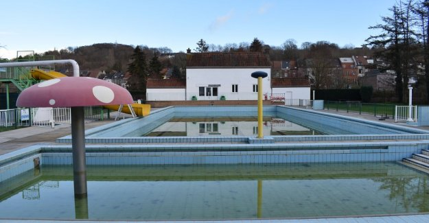 Curtain falls on outdoor swimming pool: 'The Dock' in Geraardsbergen close after 130 years the doors