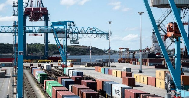 DN Debate. The dockworkers announces strike in several Swedish ports