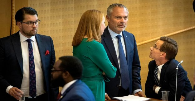 DN Opinion. Loof and Bjorklund stand tall against nationalism