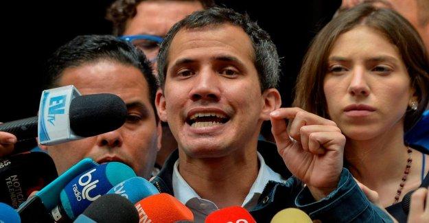DN Opinion. Sweden must support the opposition in Venezuela