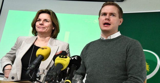 DN Opinion. The green party is the big winner in the settlement