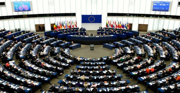 DN Opinion. The media's disinterest democratic problems facing the EU elections
