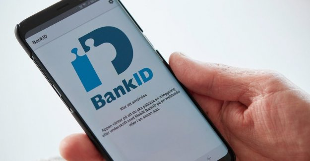 DN Opinion. Unreasonable buy new mobile to be able to use the bank-id