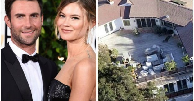 DRIFT. Adam Levine buys megavilla of Jennifer Garner and Ben Affleck