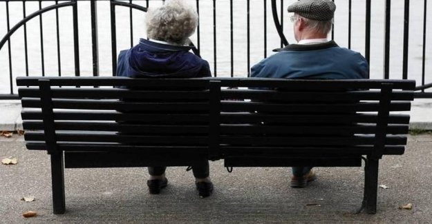 Danish Patients: Use savings of the elderly