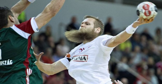 Danish WORLD cup-bombs, the: Use the look-beard finten