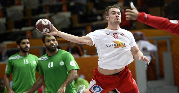 Danish WORLD cup profile remains questionable: - It hurts