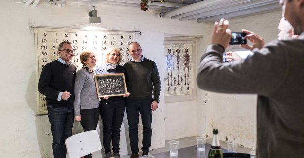 Danish escape rooms after the fatal accident: It could not happen with us