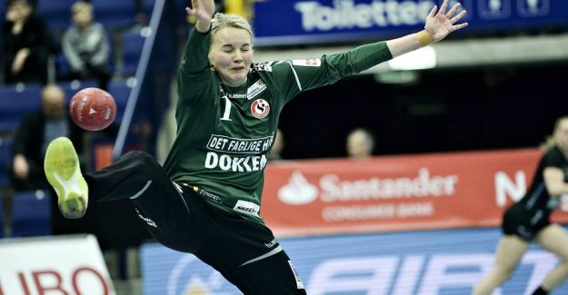 Danish national team player purchased free of foreign topklub