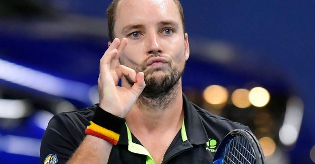 Darcis in the quarter-finals against Tunesiër Malek Jaziri in Pune - Djokovic recovers from setverlies and wins in Qatar - Goffin in Doha to semi-finals doubles