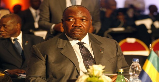 Data on coup d'état in Gabon