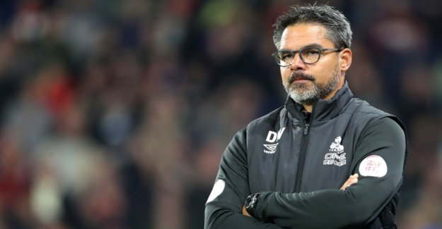 David Wagner is no longer the coach at Huddersfield